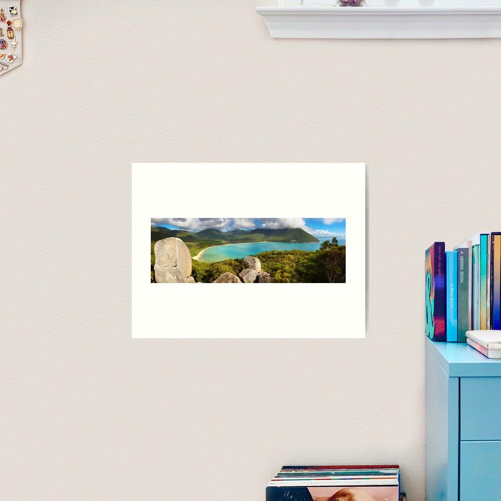 Sealers Cove, Wilsons Promontory, Victoria, Australia Art Print