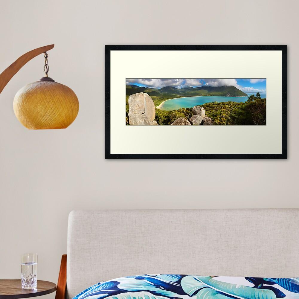 Sealers Cove, Wilsons Promontory, Victoria, Australia Framed Art Print