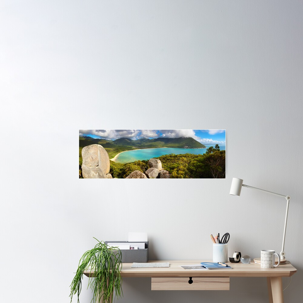 Sealers Cove, Wilsons Promontory, Victoria, Australia Poster