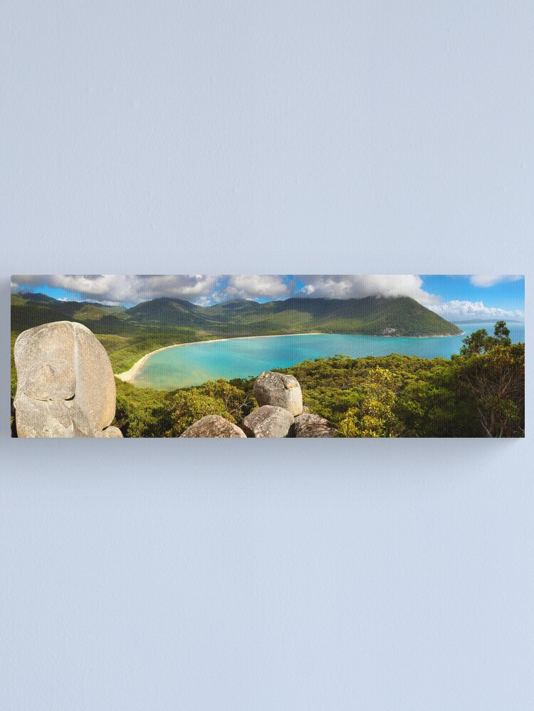 Alternate view of Sealers Cove, Wilsons Promontory, Victoria, Australia Canvas Print