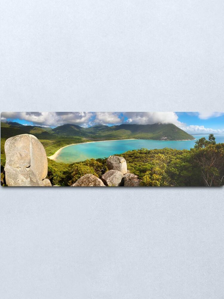 Alternate view of Sealers Cove, Wilsons Promontory, Victoria, Australia Metal Print