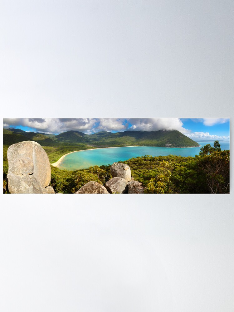 Alternate view of Sealers Cove, Wilsons Promontory, Victoria, Australia Poster