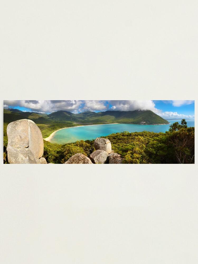 Alternate view of Sealers Cove, Wilsons Promontory, Victoria, Australia Photographic Print