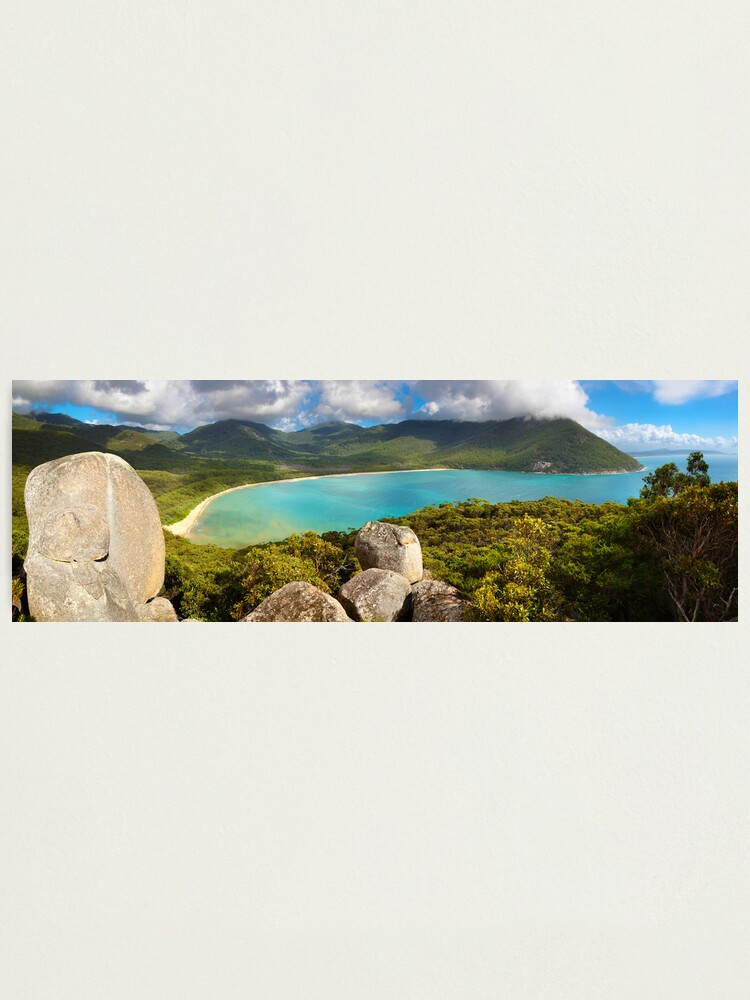 Alternate view of Sealers Cove, Wilsons Promontory, Victoria, Australia Photographic Print