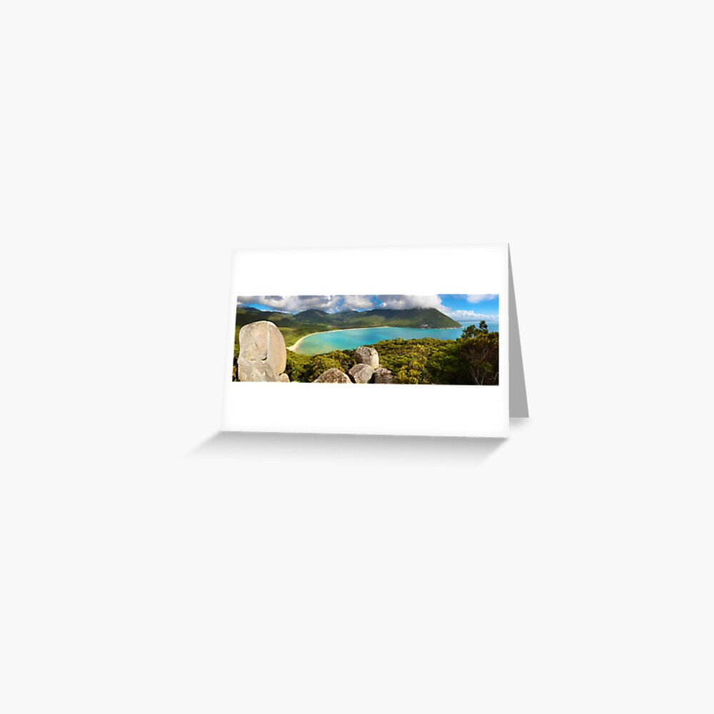 Sealers Cove, Wilsons Promontory, Victoria, Australia Greeting Card