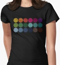 Cute Colorful Volleyballs T-Shirt