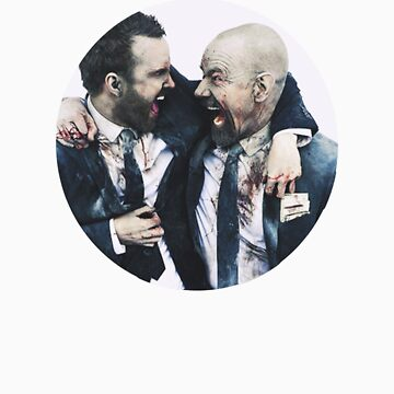Walter and Jesse by mkcvte