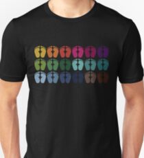 Colorful Feet T-Shirt