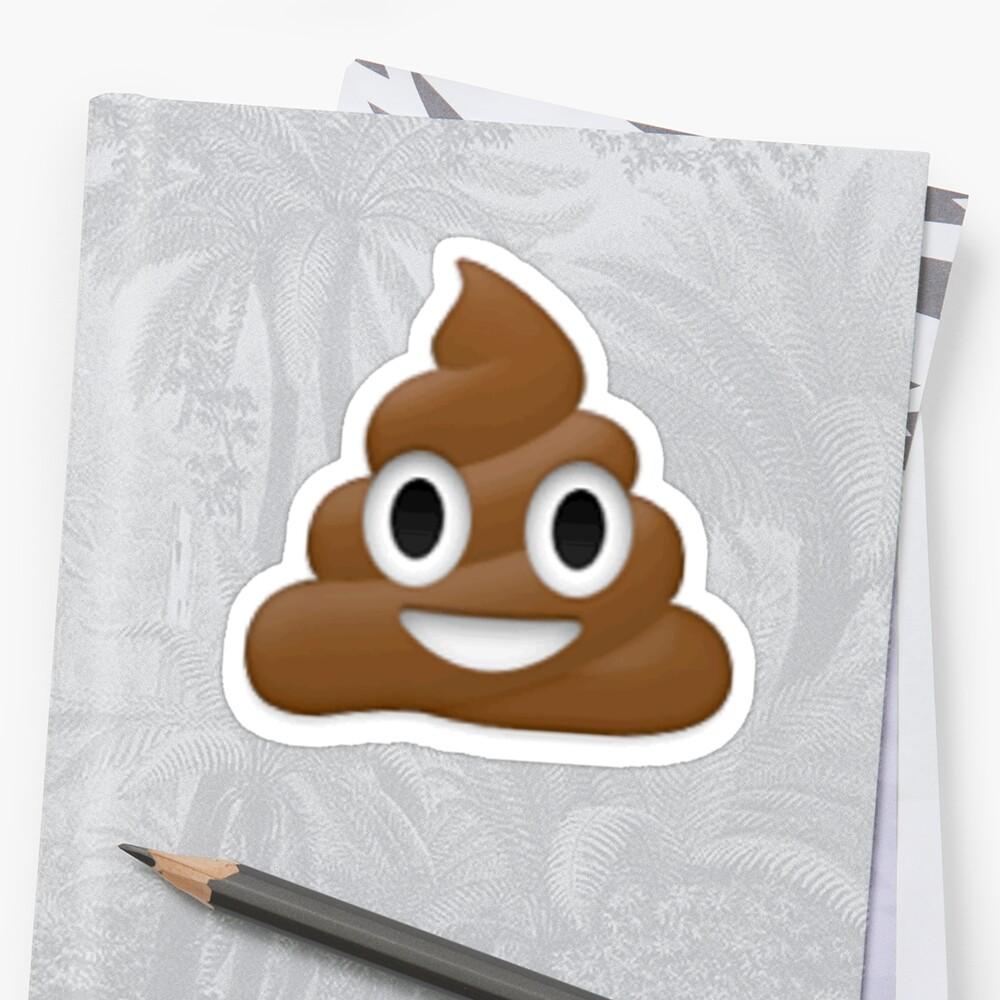 Poop Emoji by Brogy2323
