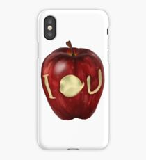 Moriarty IOU apple- BBC Sherlock iPhone Case/Skin