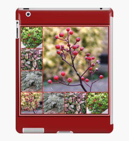 Essex im Winter Collage iPad-Hülle & Klebefolie