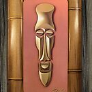 Tiki Moderne 1 by Dale  Sizer