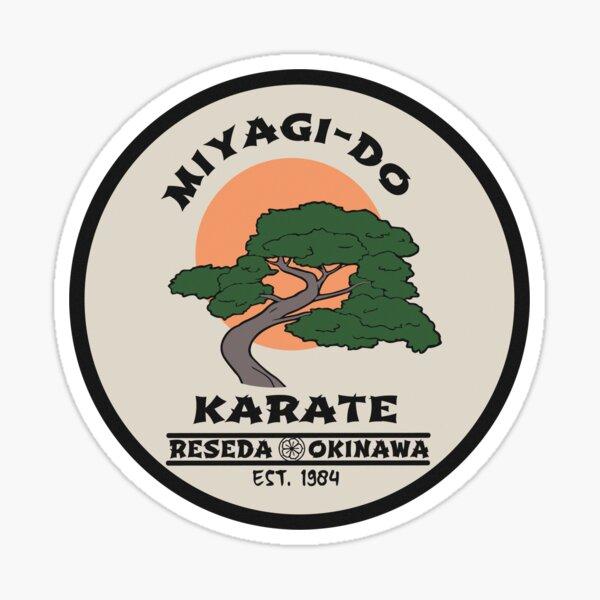 Mr Miyagi Do - Cobra Kai Sticker