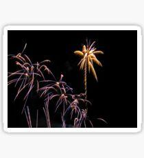 Fireworks 2 Sticker