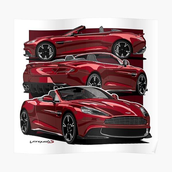 Aston Martin Poster