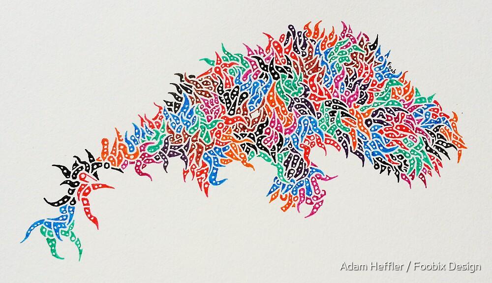 Nosedive by Adam Heffler / Foobix Design