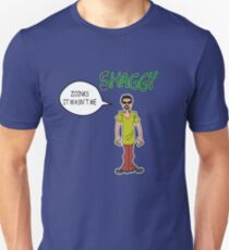 Shaggy- Zoinks It  Wan't Me Unisex T-Shirt