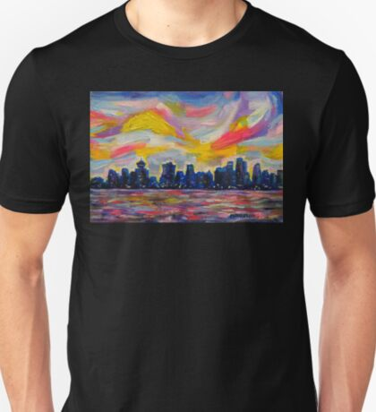 An Evening In Vancouver T-Shirt