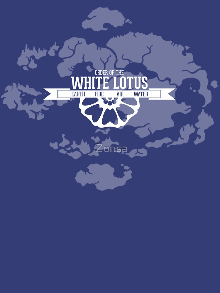 TShirtGifter presents: Order of the White Lotus | Unisex T-Shirt