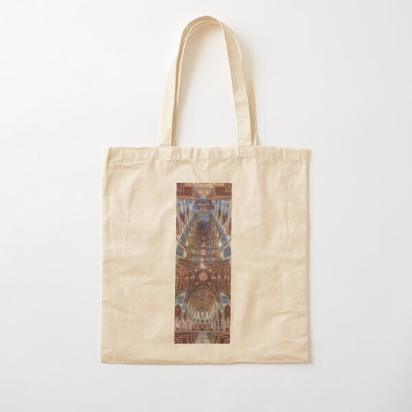 Holy Name Cathedral, Chicago, Illinois Cotton Tote Bag