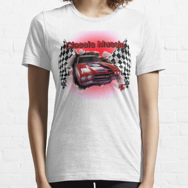Classic American Muscle Chevelle Essential T-Shirt
