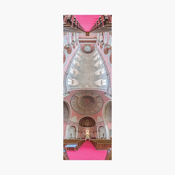 St. Anne of the Sunset, San Francisco, California Photographic Print
