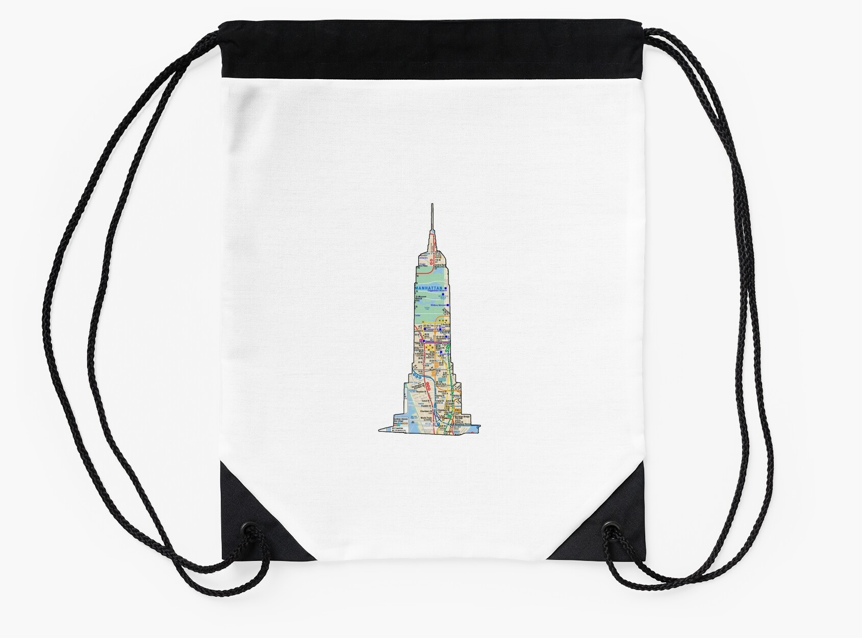 Subway Map New York Empire State Building NYC Subway Map Of A - Nyc map empire state building