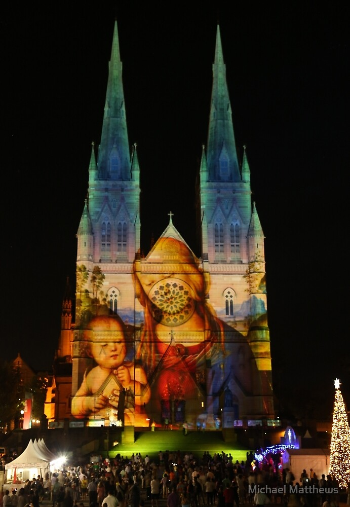 St Mary's Christmas 2015 by Michael Matthews