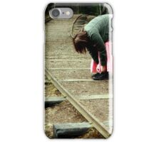 Pause iPhone Case/Skin