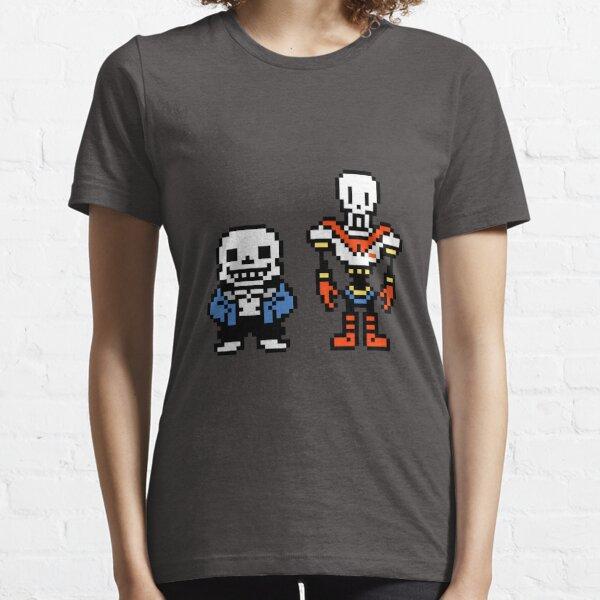 Undertale - Sans and Papyrus Essential T-Shirt
