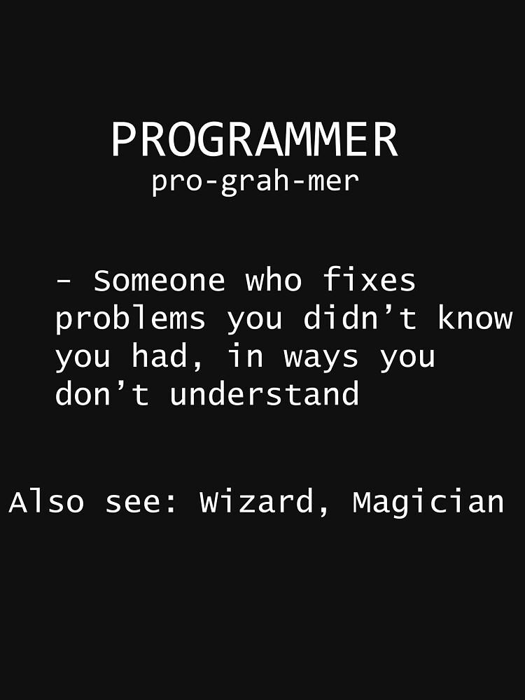 Definición del programador de pokedude140