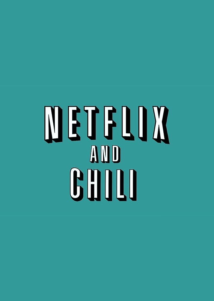 """Netflix and """"chili"""" by milisia"""