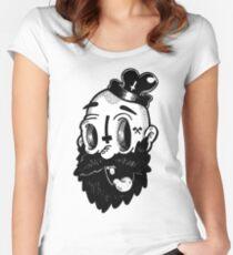 BEARD! Women's Fitted Scoop T-Shirt