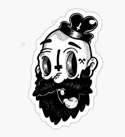 BEARD! Sticker
