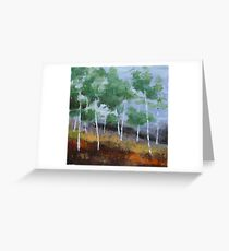 Trees #51 Greeting Card