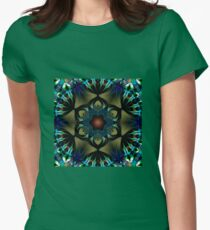 Forest Floor Womens Fitted T-Shirt