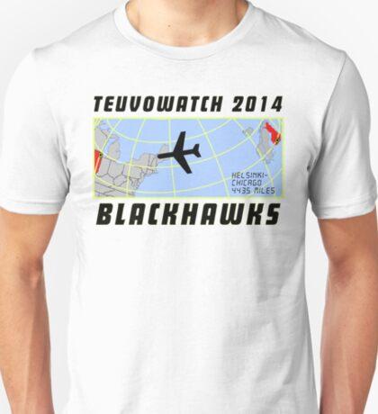 TeuvoWatch 2014 T-Shirt