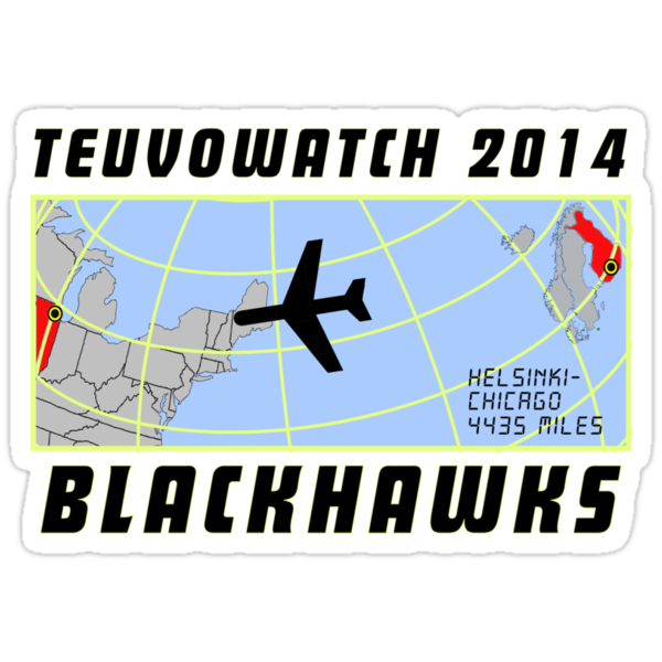 TeuvoWatch 2014 by mightymiked