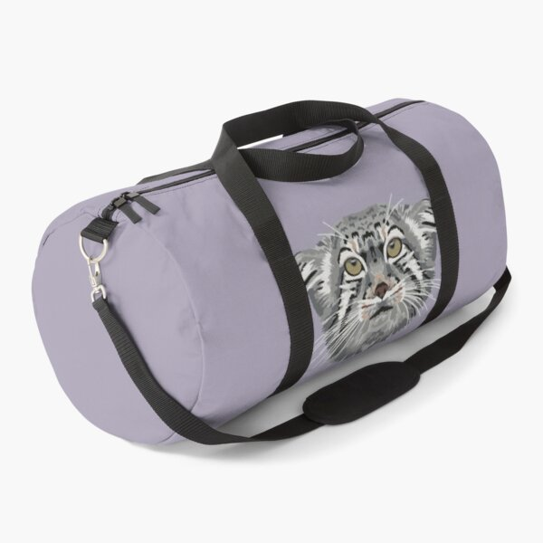 Pallas Cat Face Duffle Bag
