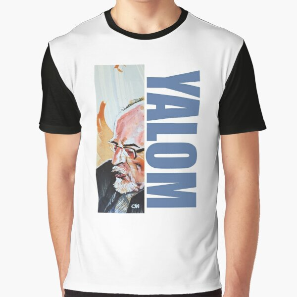 IRVIN D. YALOM Graphic T-Shirt