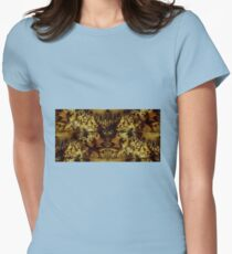 The Land of the Golden Lake Womens Fitted T-Shirt