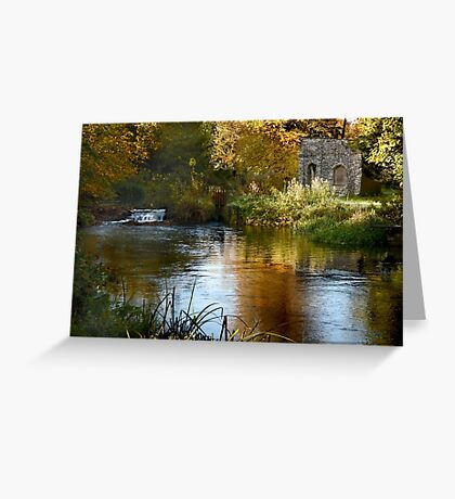 Autumn Refuge Greeting Card