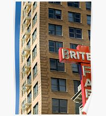San Francisco Architecture Poster