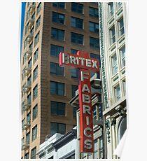 San Francisco Historic Architecture Poster