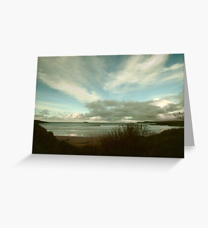 Harlyn Bay Memories Greeting Card