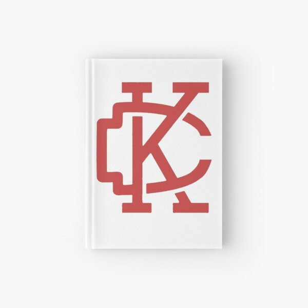 KC Arrow Gold  Hardcover Journal
