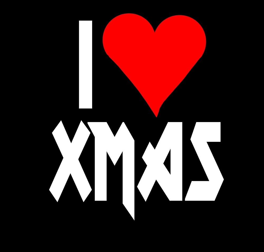 I love XMAS! by VivaEvolution