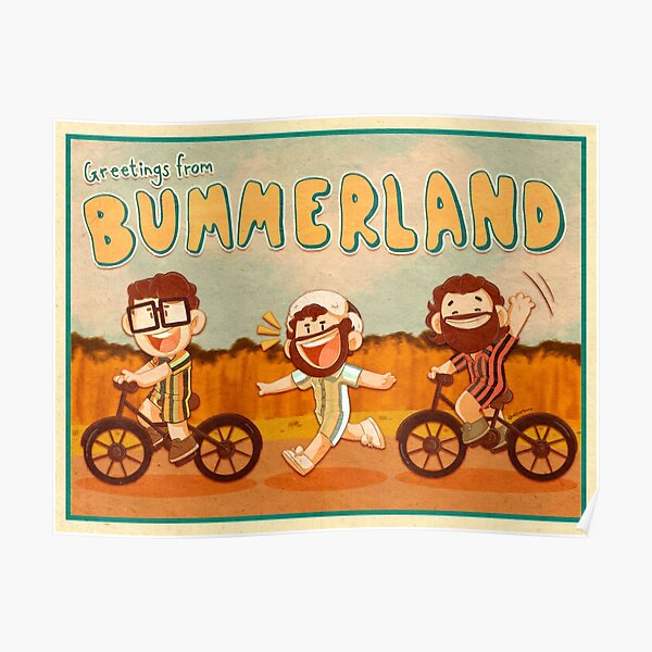 Greetings from Bummerland! Poster