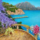Amalfi Coast by Allegretto