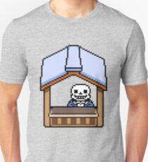 Undertale - Sans' Lookout Unisex T-Shirt